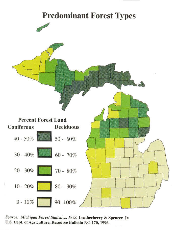 Michigan SEV Values, Tax Burdens and other Charts, Maps and Statistics